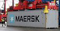 Maersk dropper ti megaskip