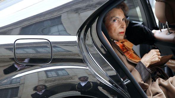 Εκτός L' Oreal η πλουσιότερη γυναίκα της Γαλλίας...